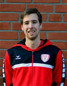 Patrick Gahrmann Mittelfeld